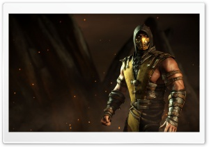 Scorpion, Mortal Kombat X