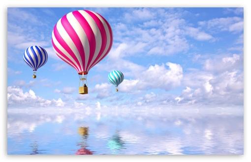 Download Air Balloons UltraHD Wallpaper