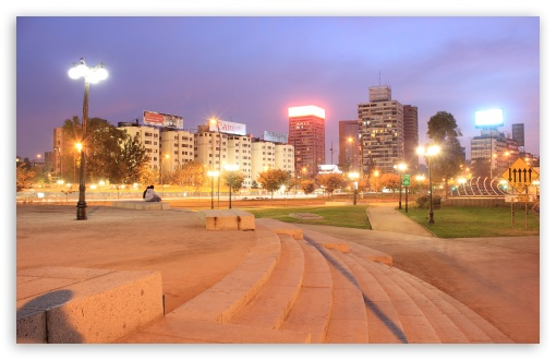 Download Santiago-Plaza Italia UltraHD Wallpaper