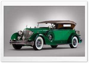 Packard Twelve Phaeton 1934
