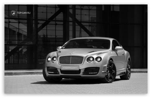 Download Bentley Continental GT Bullet UltraHD Wallpaper
