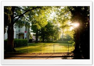 Morning   Oorsprongpark, Utrecht