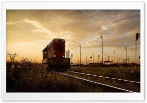 Rail Locomotive