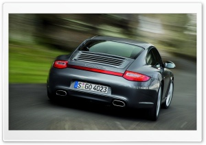 Porsche Car 4