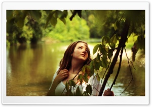 Girl - Nature