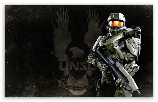 Download Halo 4 Masterchief UltraHD Wallpaper
