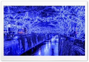 Tokyo Blue Grotto Japan