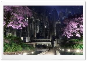Gotham City Garden