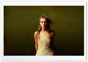 Keira Knightley In A Dress