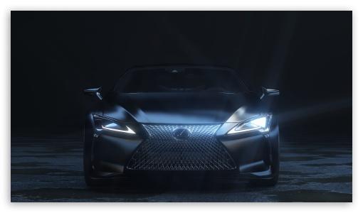 Download Lexus LC-500 UltraHD Wallpaper