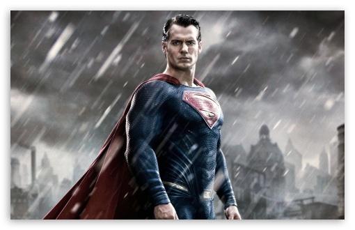 Download Superman in Batman v Superman Dawn of Justice UltraHD Wallpaper