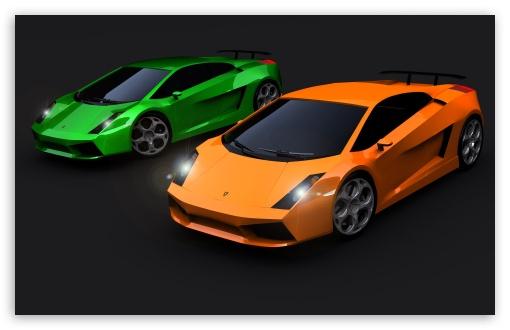 Download Lamborghini Gallardo UltraHD Wallpaper
