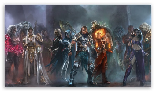 Download Magic The Gathering   Duels of the... UltraHD Wallpaper