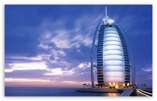 Download Burj Al Arab Dubai UltraHD Wallpaper