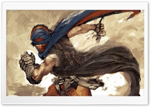 Prince Of Persia Prodigy Art
