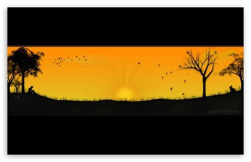 Download Solitude UltraHD Wallpaper