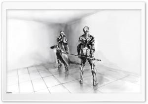 Metal Gear Concept Art