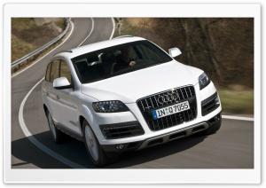 Audi Q7 4.2 TDI Quattro Car 7
