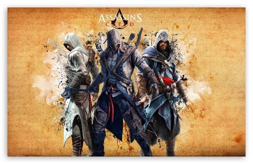 Download Assassin's Creed 3 2012 UltraHD Wallpaper