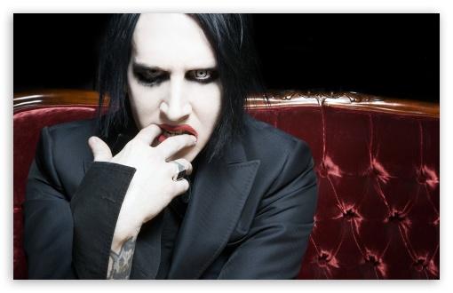 Download Marilyn Manson UltraHD Wallpaper
