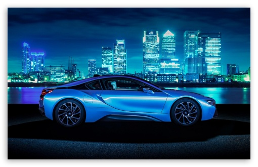 Download BMW i8 UltraHD Wallpaper