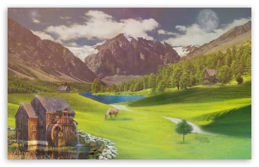 Download Landscape UltraHD Wallpaper