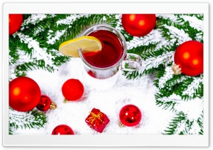 Mulled Wine, Christmas, Winter