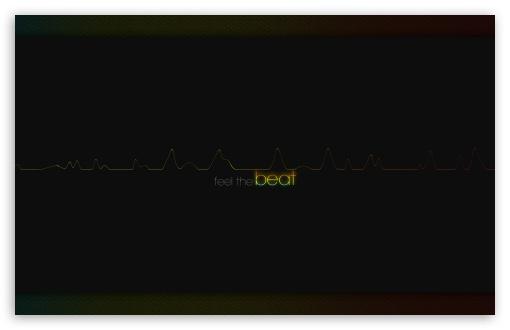 Download Feel The Beat UltraHD Wallpaper