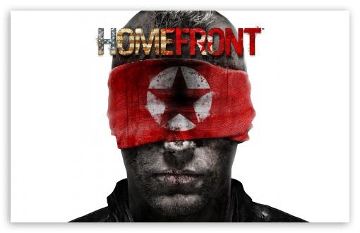 Download Homefront 2011 Game UltraHD Wallpaper