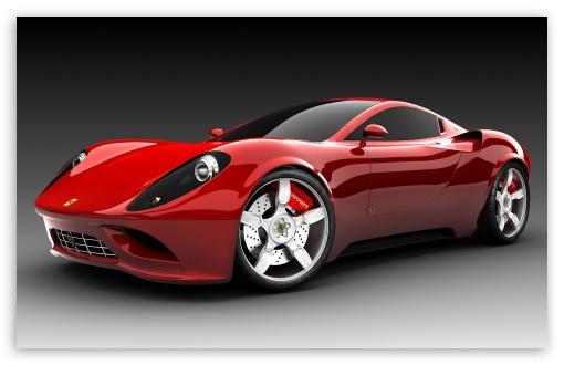 Download Ferrari Sport Car 43 UltraHD Wallpaper