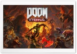 DOOM Eternal video game 2020...