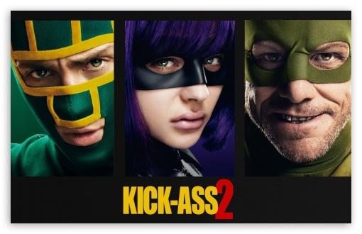 Download Kick-Ass 2 2013 Movie UltraHD Wallpaper