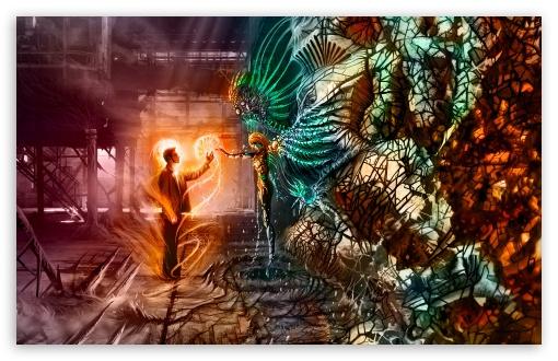 Download Fantasy Lands 18 UltraHD Wallpaper