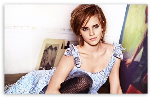 Download Emma Watson 2014 UltraHD Wallpaper