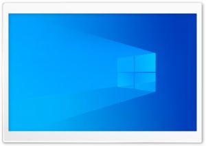Flat New Windows 10