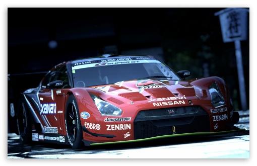 Download Gran Turismo 5 Nissan GTR UltraHD Wallpaper