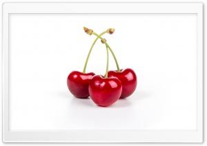 Red Cherries Fruits Aesthetic