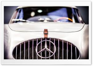 Dad's Old Mercedes