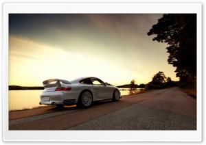 Porsche GT2 White