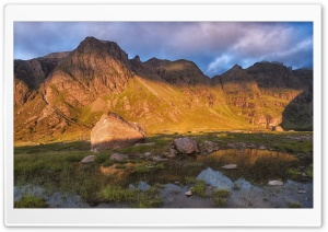 An Teallach Mountain