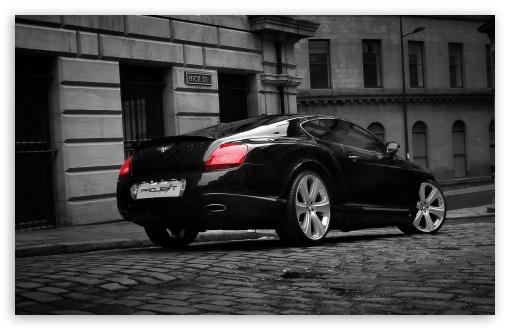 Download Bentley Continental GT UltraHD Wallpaper