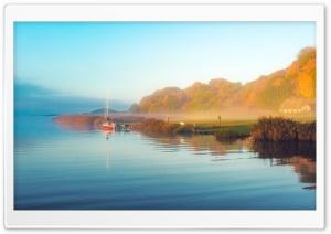 Morning Mist, Lake