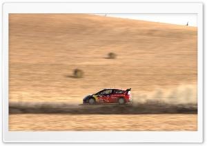 WRC Rally Citroen