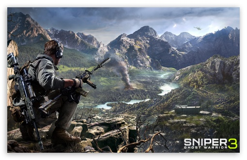 Download Sniper Ghost Warrior 3 UltraHD Wallpaper