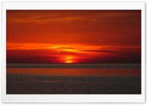 Sunset, Bloody Sunset