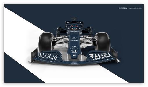 Download AlphaTauri AT02 F1 2021 UltraHD Wallpaper