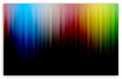 Download Color Spectrum Lines UltraHD Wallpaper