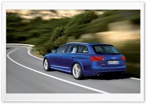 Audi RS6 Avant Car 10