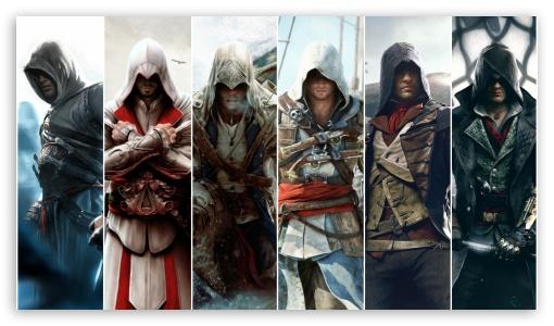 Download Assassins Creed UltraHD Wallpaper