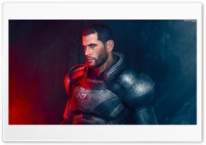 Mass Effect Trilogy Shepard...